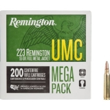 Náboje Remington .223 FMJ 55gr