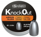 JSB KnockOut Slugs cal.5,5mm