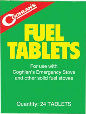 Tablety do paliva