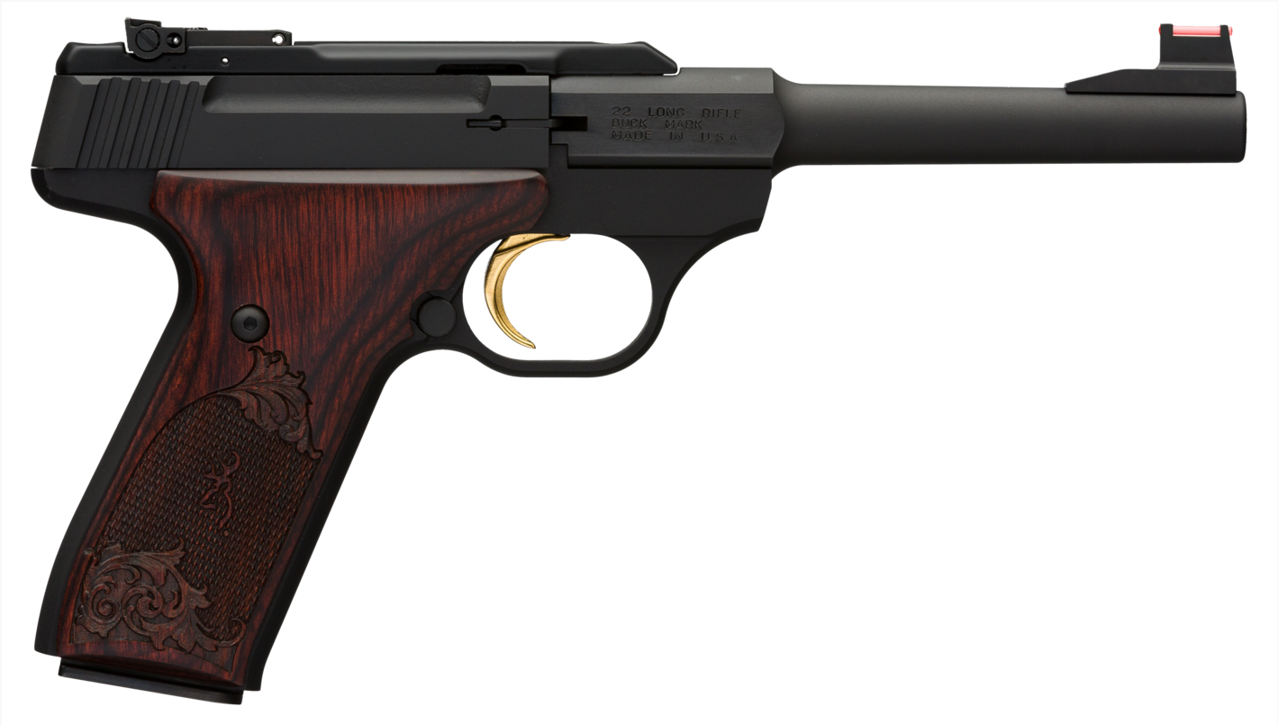 Browning BUCK MARK CHALLENGE ROSEWOOD MS, ADJ, S cal.22LR