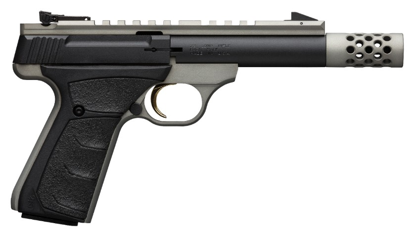 Buck Mark Field/Target Micro Suppressor Ready cal.22LR
