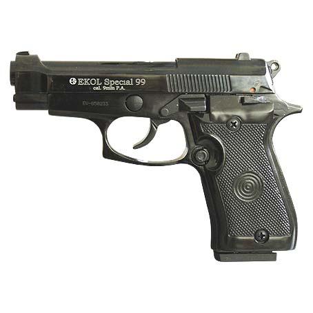 Zbraně / plynovky