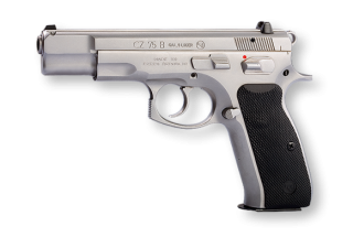 CZ 75 B STAINLESS