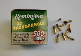 22 LR-REMINGTON-Thunderbolt HV