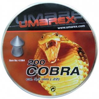 Diabolo Umarex Cobra 200ks cal.5,5mm