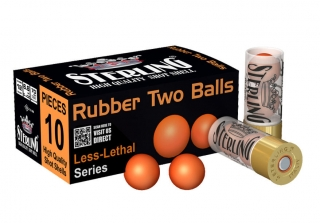 Náboj STERLING RUBBER RUBBER ONE BALL 12/70